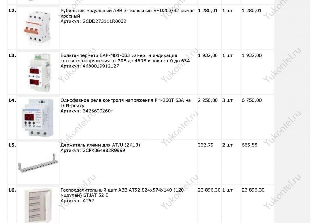 Проект электрики коттедж Москва