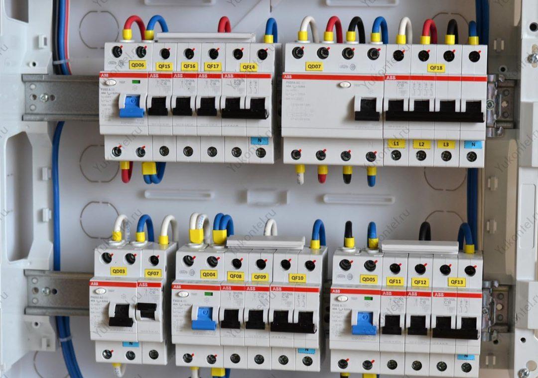 Электрощит для гостевого дома Бузулук