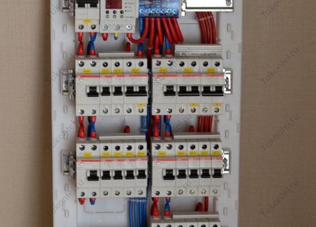 Электрощит для частного дома Александров