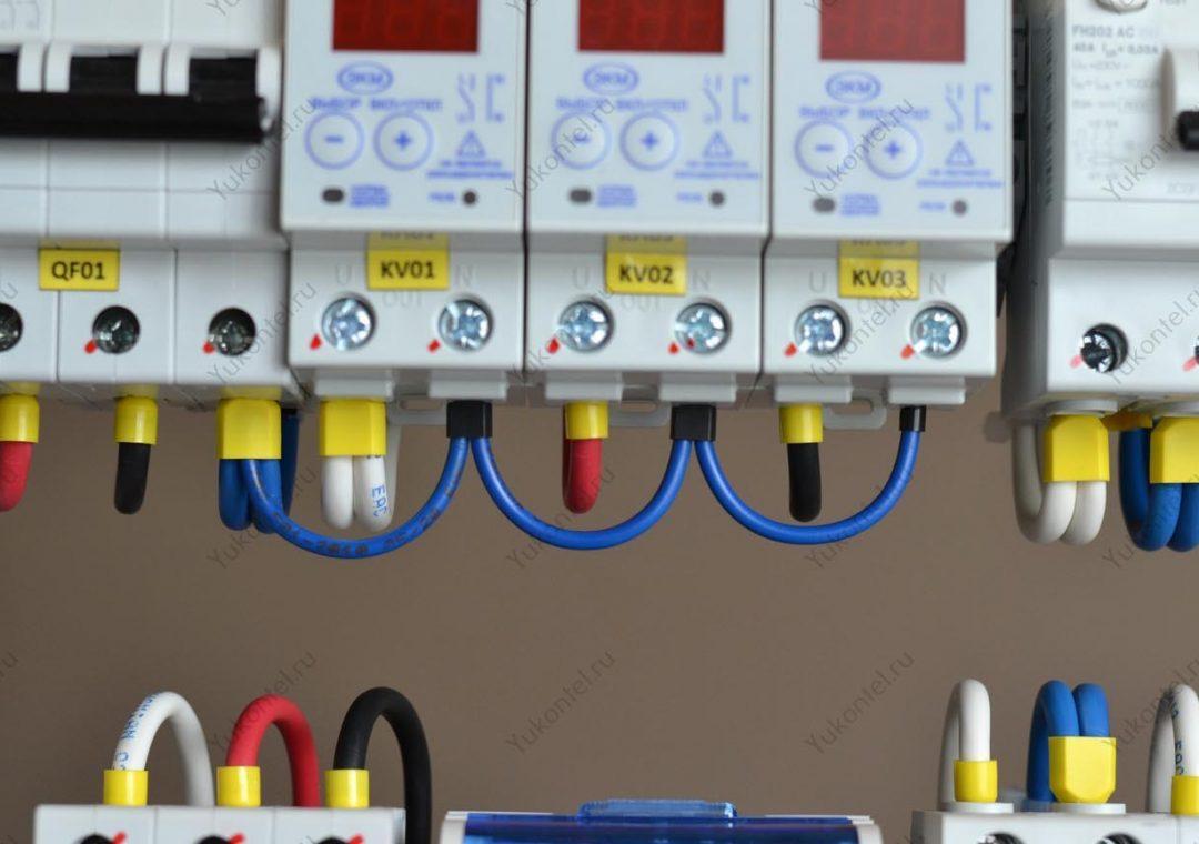Электрощит для частного дома Санкт-Петербург