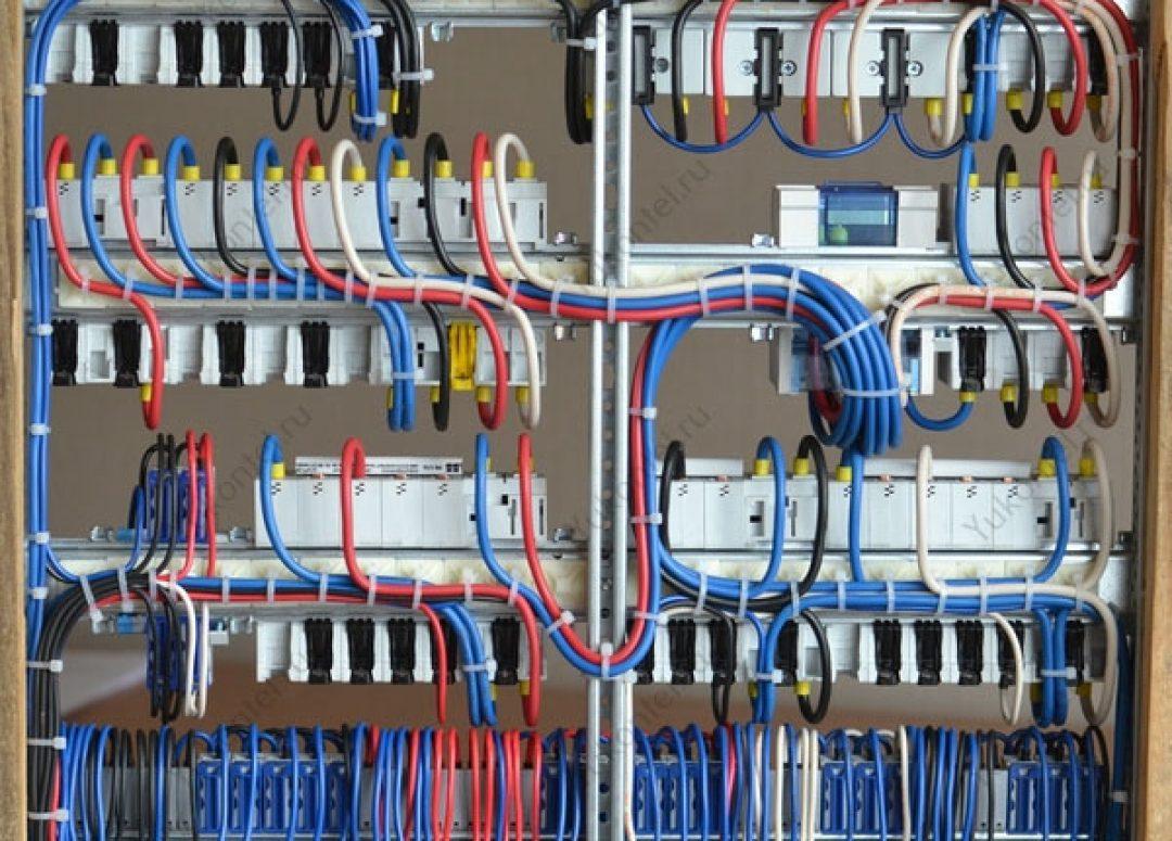 Электрощит квартира Москва