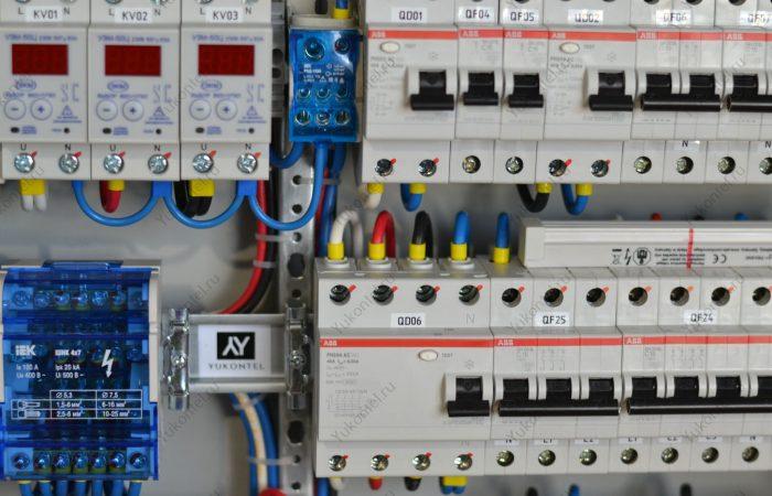 Электрощит частный дом Москва