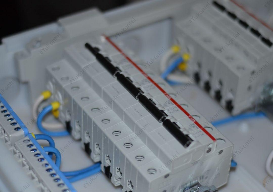 Электрощит сборка